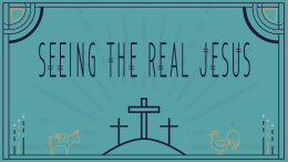 Seeing the Real Jesus
